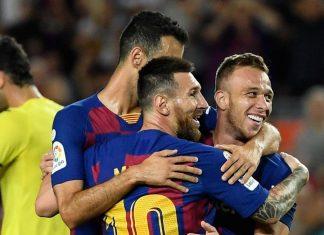 Barcelona venció 2-1 con mucha dificultad a Villarreal