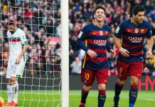 Barcelona vs Granada por la Champions League