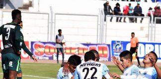 Binacional ganó 2-0 a Pirata