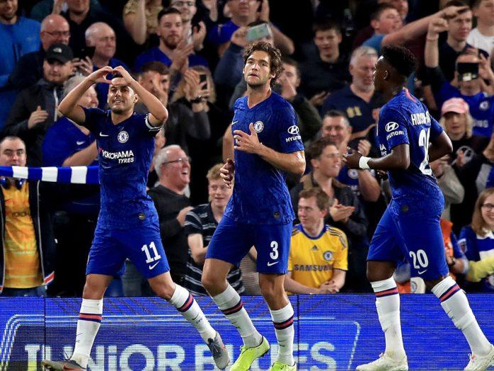 Chelsea aplastó por 7-1 a un humilde Grimsby Town