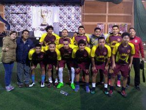 Colegio de Ingenieros del Perú (Brasil) que logró su primera victoria - Copa Todo Sport