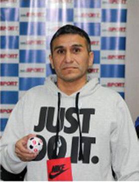 El representante de Deportivo Municipal (Perú)