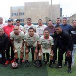 """Este equipo es Chile (World English) que tiene en sus filas a ex jugadores de la """"U"""" - Copa Todo Sport"""
