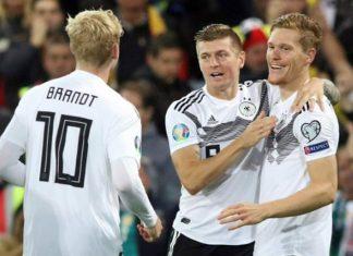 Eurocopa del 2020. Alemania derrotó cómodamente a Irlanda del Norte