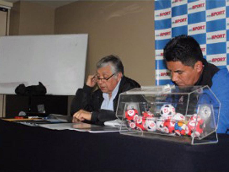 Fernando Jiménez y Mario Miranda, organizadores del evento
