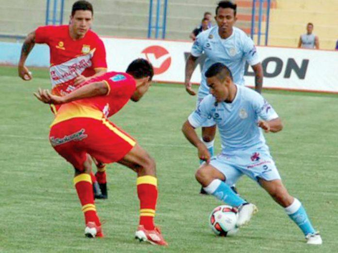 Huancayo le ganó a Garcilaso