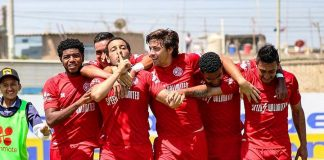 Juan Aurich derrotó 2-0 a Santos FC