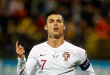 Portugal venció 5-1 a Lituania por clasificatorias a la Eurocopa 2020