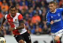 Rótterdam, con Renato Tapia sufrió una dura derrota por 1-0 ante el Rangers