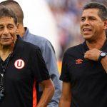 Roberto Chale y Puma Carranza