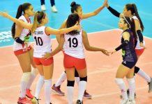 Selección Peruana de Voleibol Sub 18
