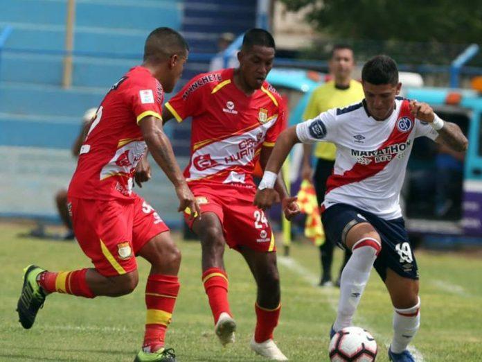 Sport Huancayo vs Deportivo Municipal