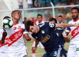 Sporting Cristal vs Atlético Grau