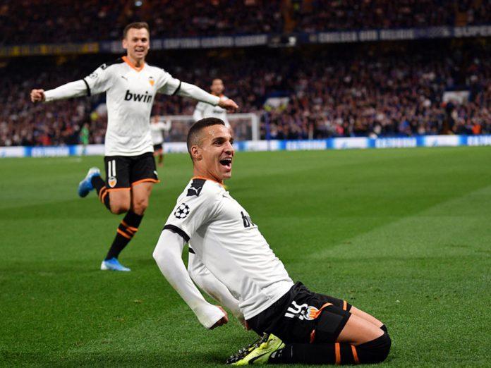 Valencia venció 1-0 a Chelsea