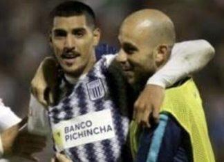 Adrián Balboa y Federico Rodríguez