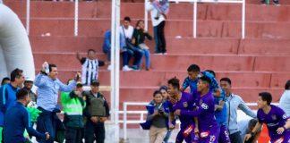 Alianza Lima venció agónicamente 3-2 a Melgar