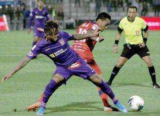 Alianza vencía 2-0 a Mannucci, pero se dejó empatar 2-2