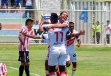 Atlético Grau venció categóricamente 4 – 0 a Unión Huaral