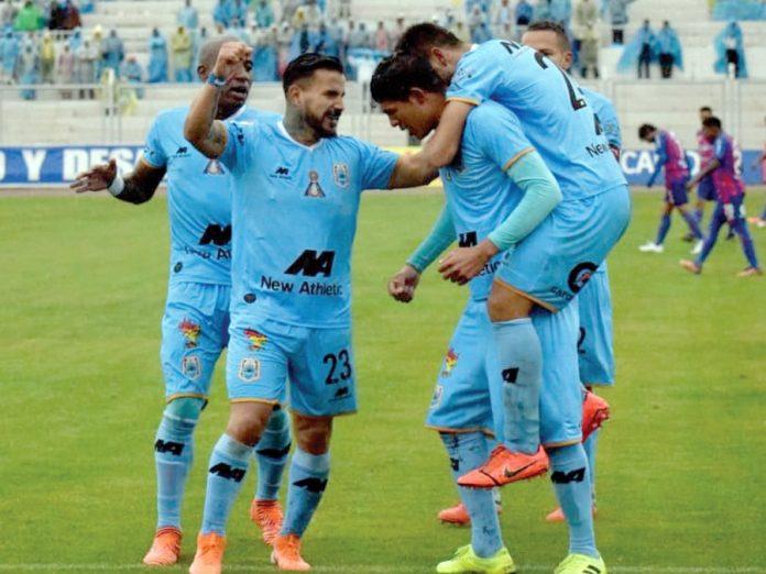 Binacional no tuvo piedad de Alianza Universidad y lo goleó 7-0 en Juliaca