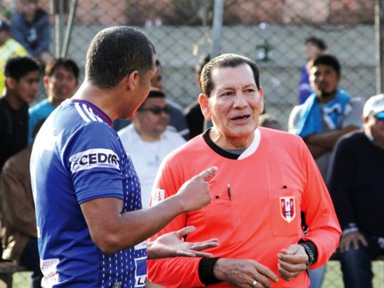 Carlos Dávila y Carlos Quesquén serán los árbitros de las semifinales y final - Copa Todo Sport