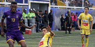 Comerciantes Unidos goleó 3-0 a Santos
