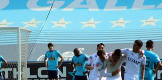 Cristal vencía 1-0 a San Martín y era puntero, pero en el último minuto se dejó empatar 1-1 y perdió oportunidad de oro