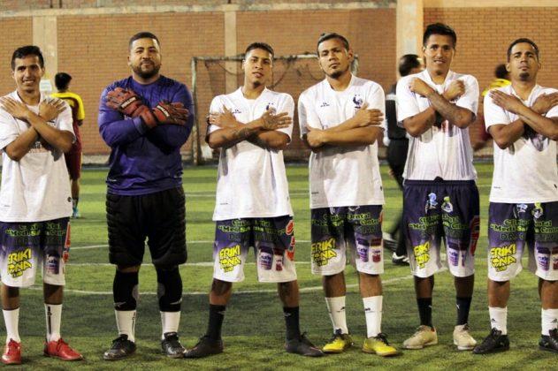 ECUADOR (Reumasol FC), otro de los candidatos a alzarse con el título - Copa Todo Sport