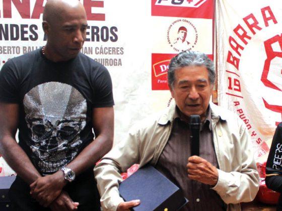 El doctor Jorge Alva un símbolo del club