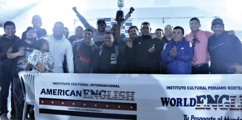 Este es el campeón la Academia World English (Chile) - Copa Todo Sport