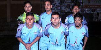 Este es el equipo de Uruguay (Tres Marías) que venció a Perú (Muni Futsal) por 4-3 y clasificó a cuartos de final - Copa Todo Sport