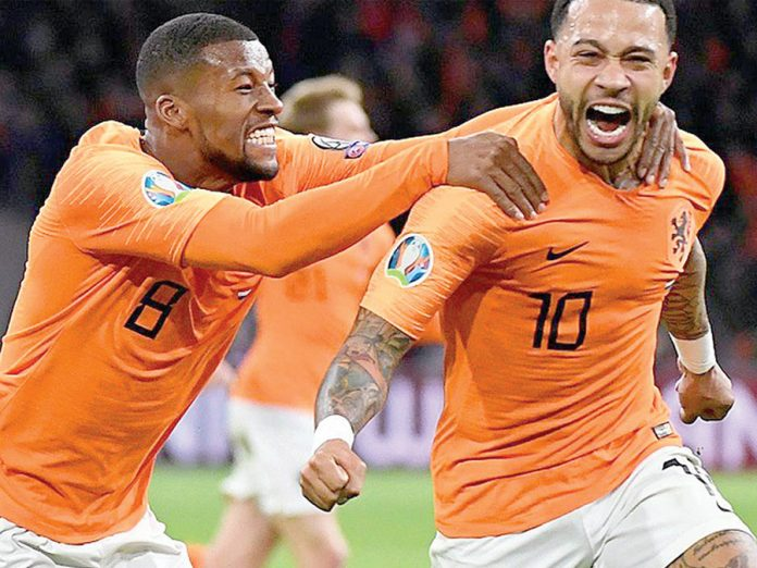 Holanda superó a Irlanda del Norte