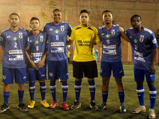 JAPON (Géminis), otro de los buenos equipos que llegó a las semifinales - Copa Todo Sport