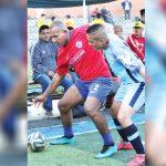 John Galliquio de World English en acción - Copa Todo Sport