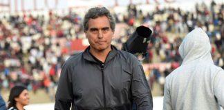José Del Solar, técnico de César Vallejo