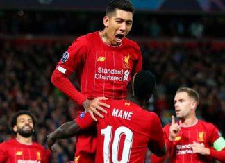 Liverpool derrotó alSalzburgo por 4-3