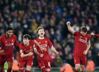 Liverpool y Arsenal igualaron 5-5