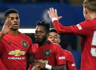 Manchester United derrotó 2-1 al Chelsea