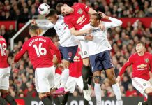 Manchester United y Liverpool igualaron 1-1