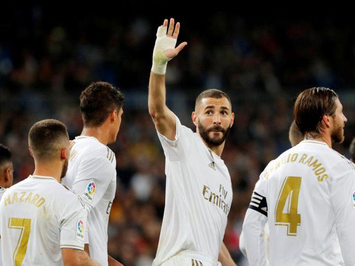 Merengues aplastaron 5-0 a Leganés
