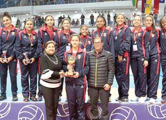 PERU subcampeón VI Sudamericano de Voleibol