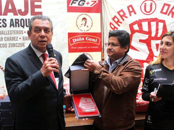 Premian a Humberto Horacio Ballesteros