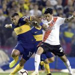 River Plate cayó ante Boca Juniors 1-0