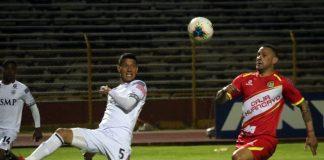 San Martín sacó un empate 0-0 ante Sport Huancayo