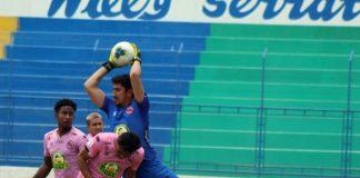 Sport Boys igualó 1-1 a Pirata FC en Olmos