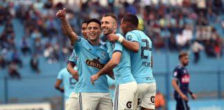 Sporting Cristal goleó 3-0 a Real Garcilaso