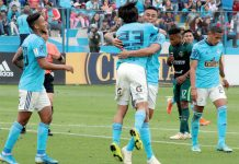 Sporting Cristal goleó 4-0 a Pirata FC