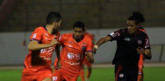 Universidad César Vallejo igualó 0-0 ante UTC
