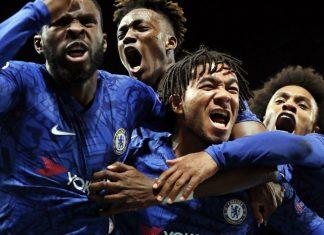 Ajax goleaba 4-1 al Chelsea pero les expulsaron 2 jugadores y les empataron