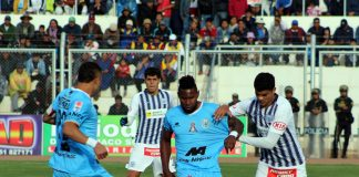 Alianza Lima desperdició dos penales y terminó igualando 0-0 ante Binacio