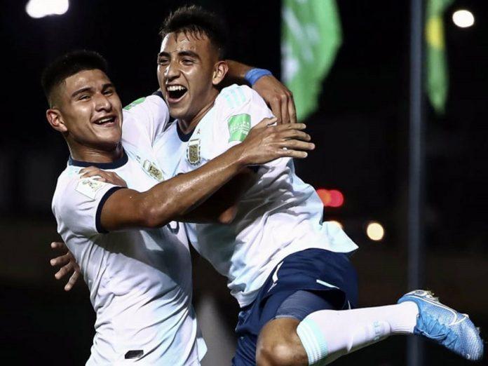 Argentina derrotó 3-1 a Tayikistán